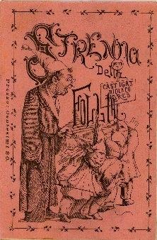 La follia : strenna album lunario calendario almanacco pel ...