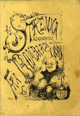 Strenna-almanacco di Fra Bombarda per l'anno ...