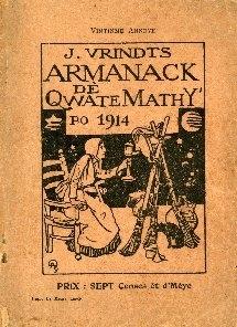 Armanack de qwate mathy