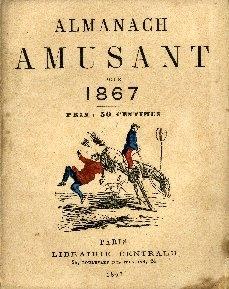 Almanach amusant pour ...