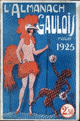 Almanach gaulois pour ...