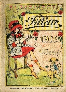 Almanach de Fillette