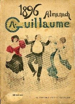 Almanach Guillaume pour ...