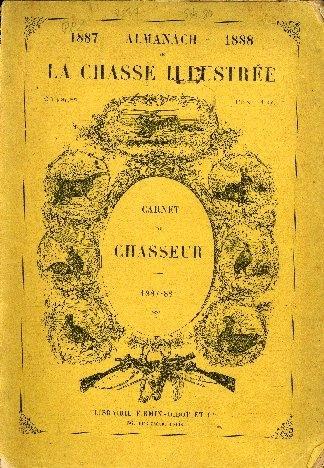 Almanach de la chasse illustrée