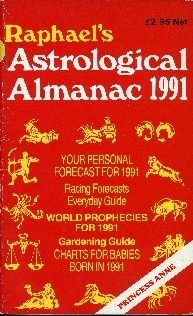 Raphael's astrological almanac