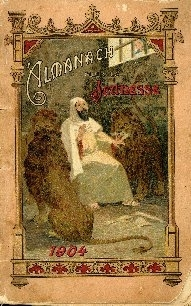 Almanach pour la jeunesse