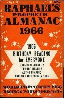 Raphael's prophetic almanac and Year book