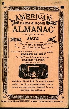 American farm & home : for the year of our Lord ...