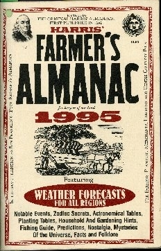 Harris' farmer's almanac : for the use of farmers, planters, mechanics and all families for the year of our Lord ...
