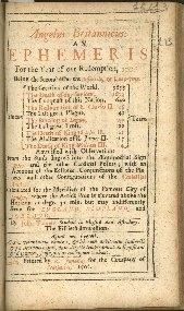 Angelus Britannicus : an ephemeris ...