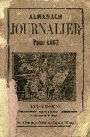 Almanach journalier pour