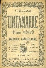 Almanach du Tintamarre pour ...