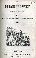 Le percheronnet : almanach curieux spécial pour le département d'Eure et Loir