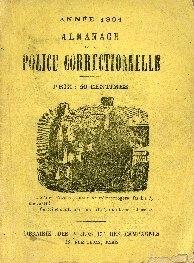 Almanach de la Police correctionnelle