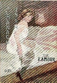 Almanach de l'amour pour ...