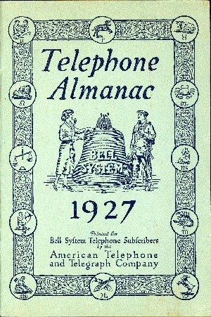 Telephone almanac