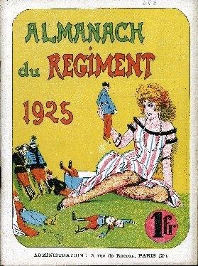 Almanach du régiment ...
