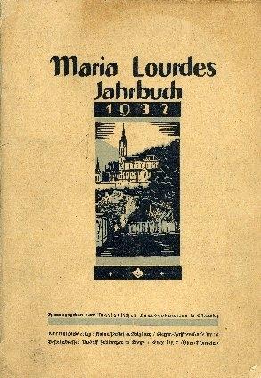 Maria Lourdes Jahrbuch