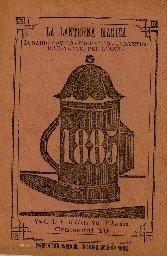 La lanterna magica : lunario comico, profetico, umoristico, illustrato per l'anno ...