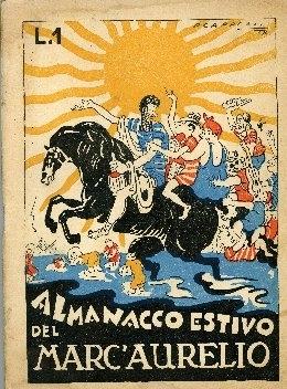 Almanacco estivo del Marc'Aurelio