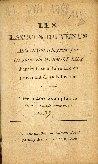 Les lacets de Vénus, almanach réimprimé par les soins de Mr. Emile Liez d'après l'exemplaire ancien provenant de sa collection.