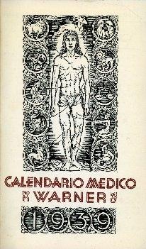 Calendario medico Warner