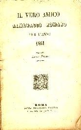 Il vero amico : almanacco romano per l'anno 1861
