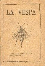 La vespa : lunario serio faceto per l'anno ...