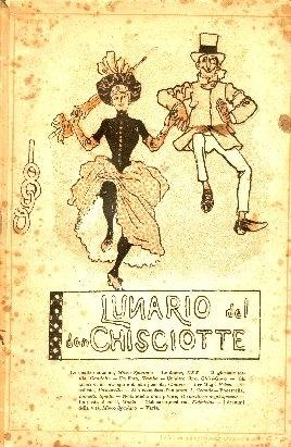 Lunario del Don Chisciotte