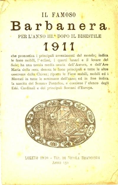 150: Per l'anno 3. dopo il bisestile 1911