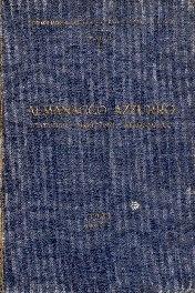 Almanacco azzurro : statistico-marittimo-aeronautico : calendari, Regno d'Italia, notizie geografiche ...
