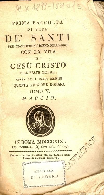 5: Maggio
