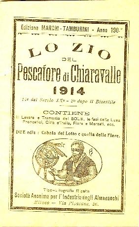 Lo zio del pescatore di Chiaravalle ...