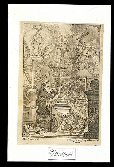 [Retrato de Fray Luis de Granada]