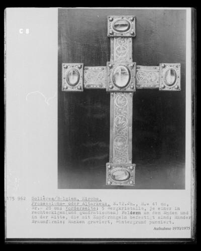Prozessionskreuz oder Altarkreuz