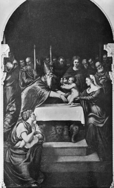 Die Beschneidung Christi