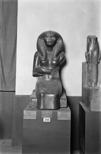 Statue der Nofret, Gattin Sesostris' II.