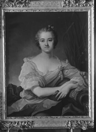 Bildnis Charlotte de Montesquieu