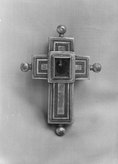 Behälter für den Ring des heiligen Arnoald von Metz