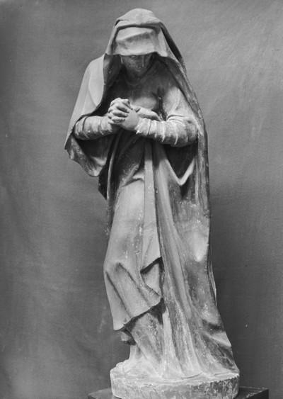 Kreuzigungsgruppe — Maria