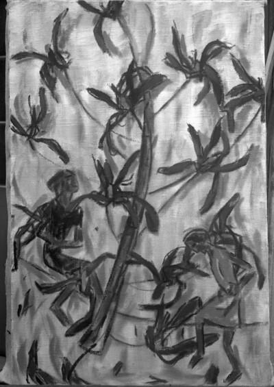 Tanz um den Blütenbaum