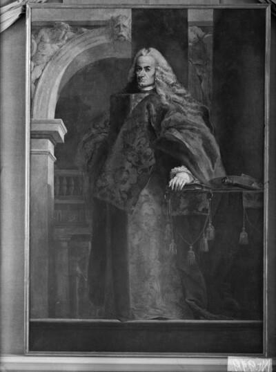 Porträt eines Prokurators und Marinegenerals (Giovanni Querini?)