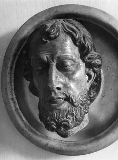 Schüssel mit dem Kopf von Johannes dem Täufer