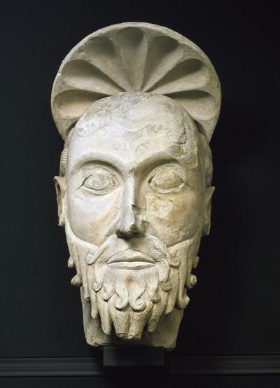 Kopf des heiligen Paulus