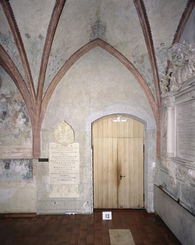 Epitaph für Johannes Stenglin