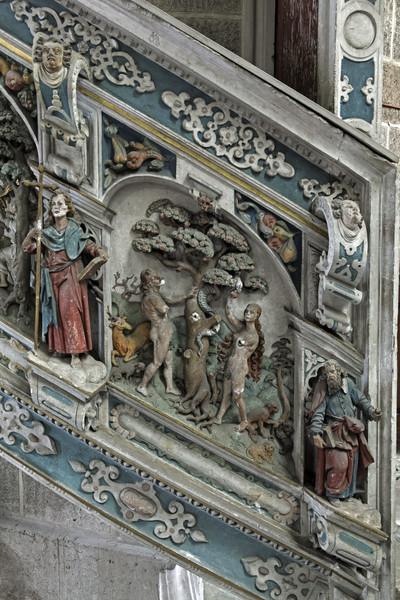 Szenen aus dem Alten Testament