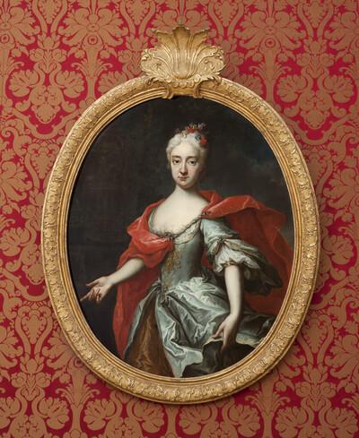 Bernhardine von Plettenberg, geborene von Westerholt zu Lembeck