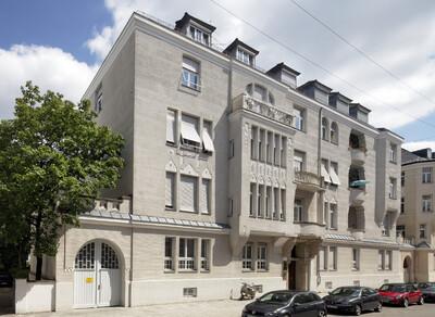 Wohnhaus, München - Schwabing, Ohmstraße 13