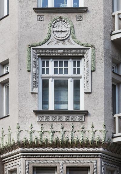 Fassadendekoration