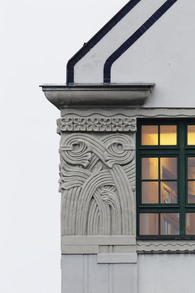 Lagerhaus Süd-Ost — Kapitell